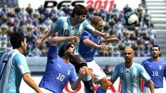 Pro Evolution Soccer 2011 Screenshot # 2
