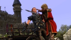 Die Sims Mittelalter Screenshot # 2