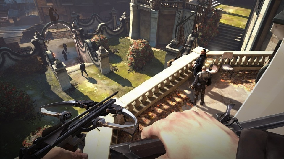 Dishonored – Armbrust