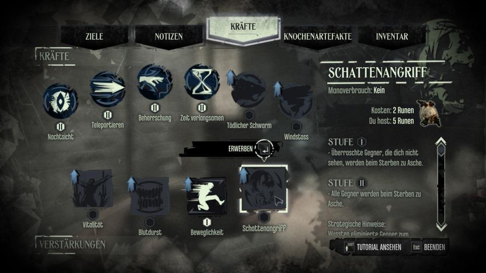 Dishonored – Übernatürliche Kräfte