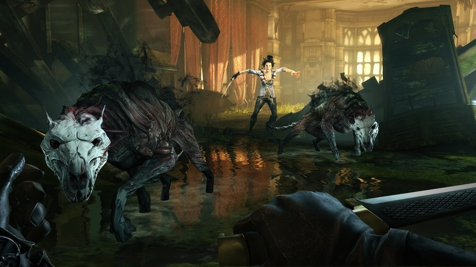 Dishonored: The Brigmore-Witches Screenshot
