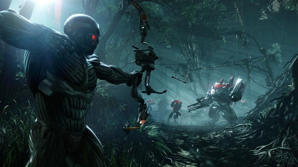 Crysis 3 – Prophet mit High-Tech-Bogen