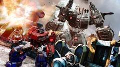 Transformers: Untergang von Cybertron Screenshot # 1