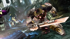 Transformers: Untergang von Cybertron Screenshot # 11