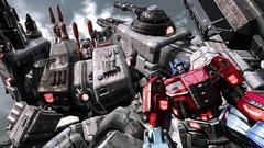 Transformers: Untergang von Cybertron Screenshot # 15