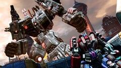 Transformers: Untergang von Cybertron Screenshot # 2