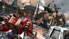 Transformers: Untergang von Cybertron Screenshot # 3