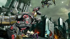 Transformers: Untergang von Cybertron Screenshot # 7