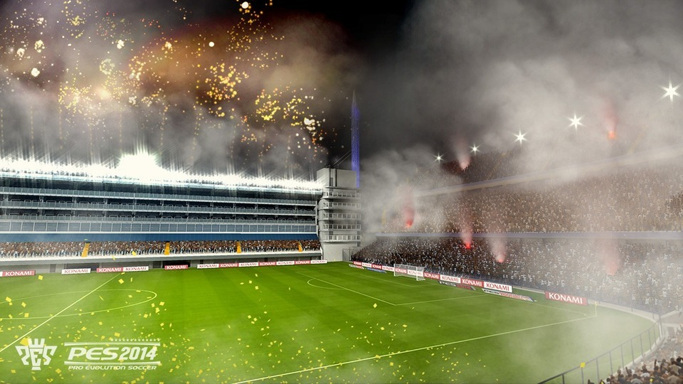 PES 2014: La Bombonera (Estadio Alberto Jacinto Armando)