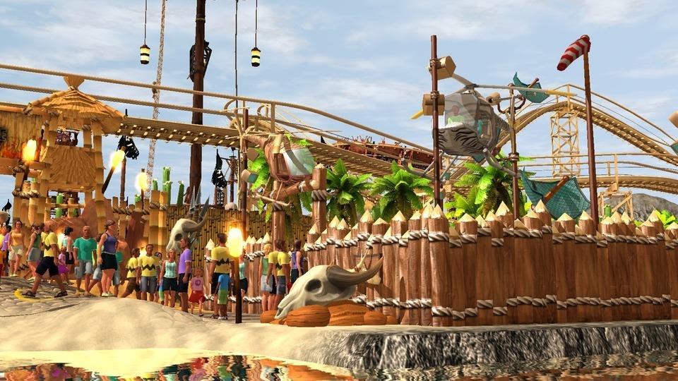 Adventure Park Screenshot