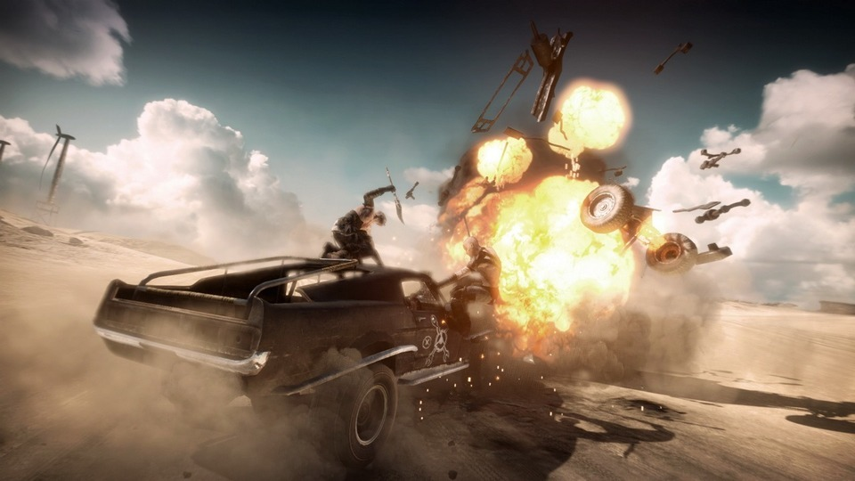 Mad Max Screenshot