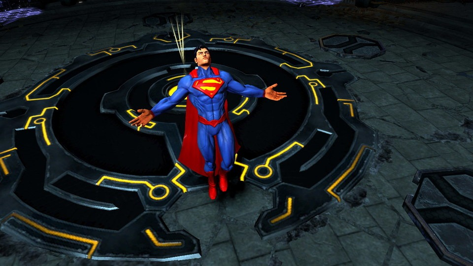 Infinite Crisis – Superman Screenshot