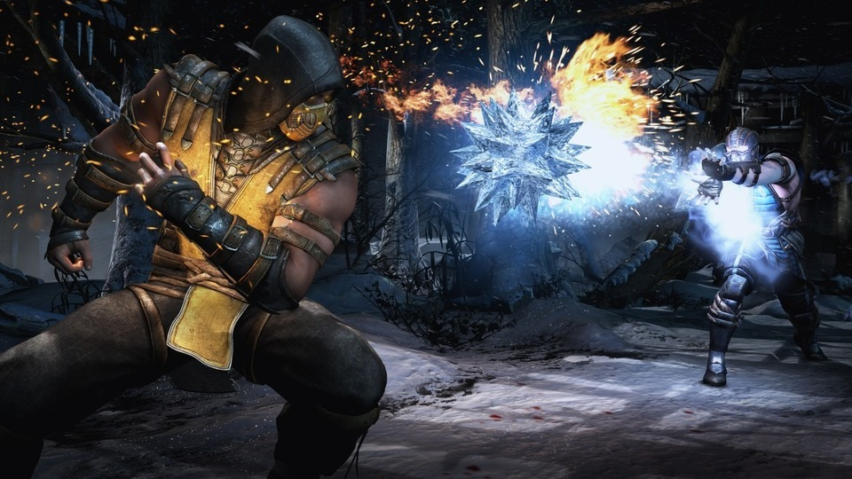 Mortal Kombat X Screenshot #8