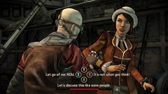 Tales from the Borderlands Screenshot # 20