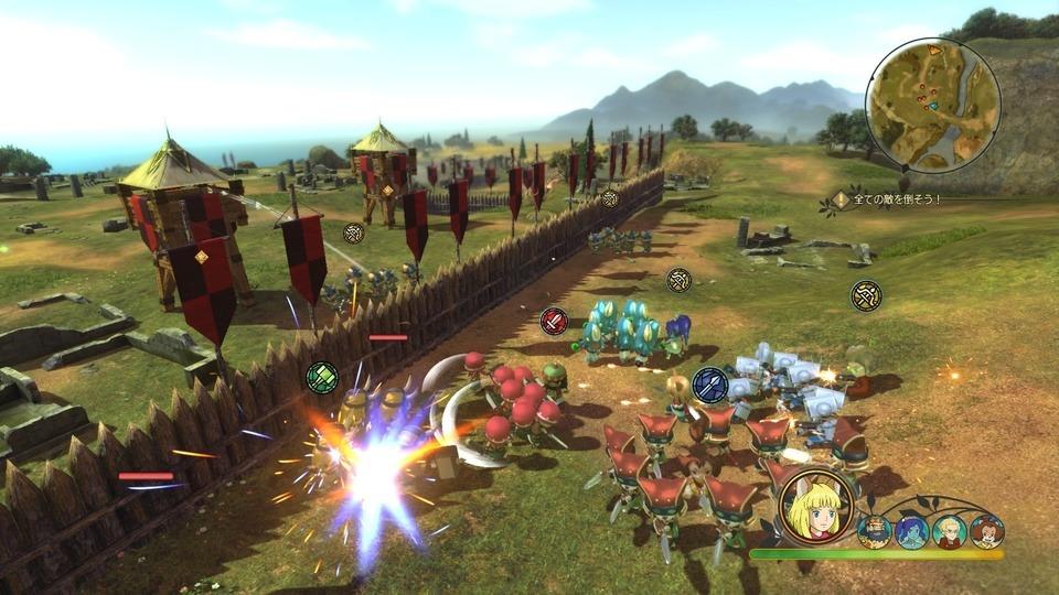 Ni No Kuni 2: Schicksal eines Königreichs Screenshot #2