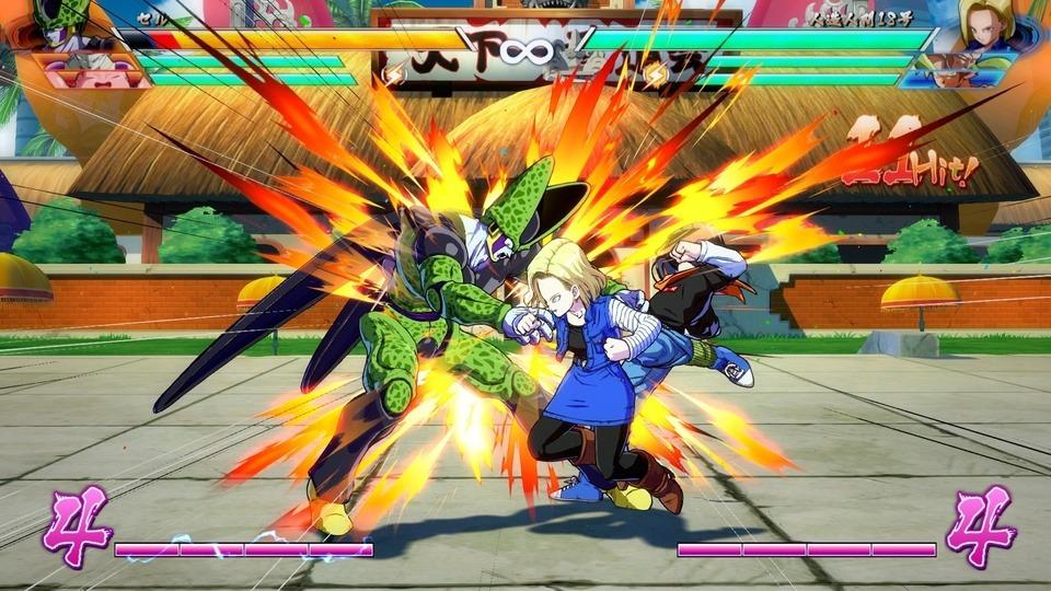 Dragon Ball Fighter Z #1
