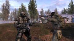 S.T.A.L.K.E.R. - Shadow of Chernobyl Screenshot # 17