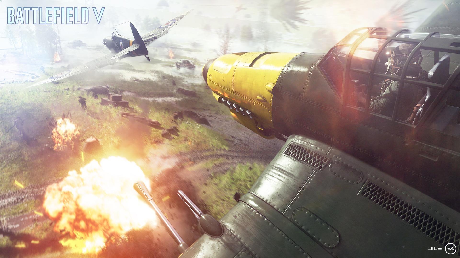 Battlefield V Screenshot