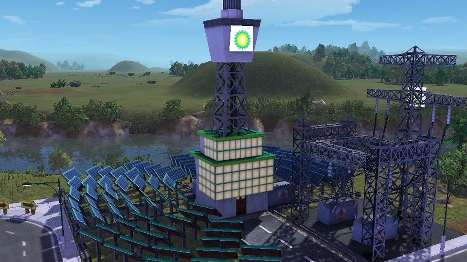 SimCity Societies Screenshot