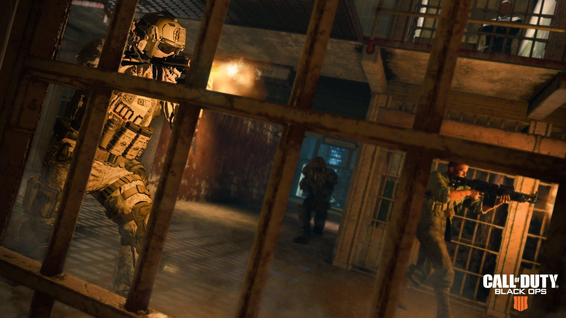 Call of Duty: Black Ops 4 – Blackout-Modus mit neuer Alcatraz-Karte (aktuell nur PS4) im April kostenlos spielbar