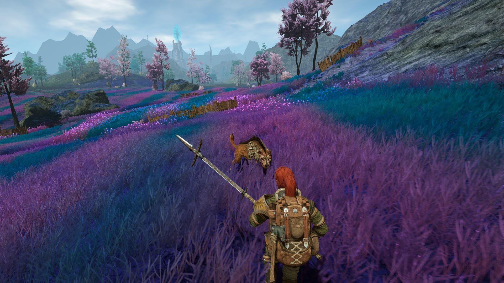 Die Spielwelt überzeugt durch ihre Kontraste und schönen Aussichten.