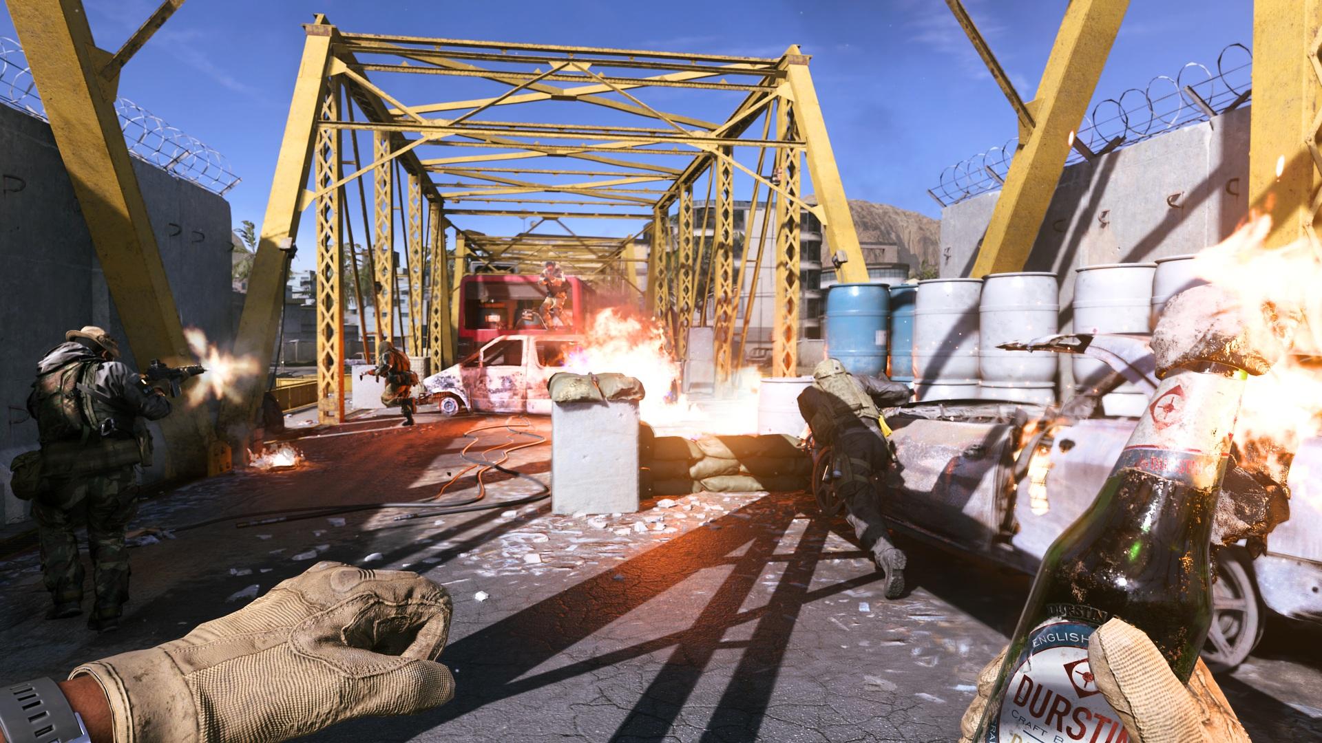 Call of Duty: Modern Warfare: Massig Informationen zum