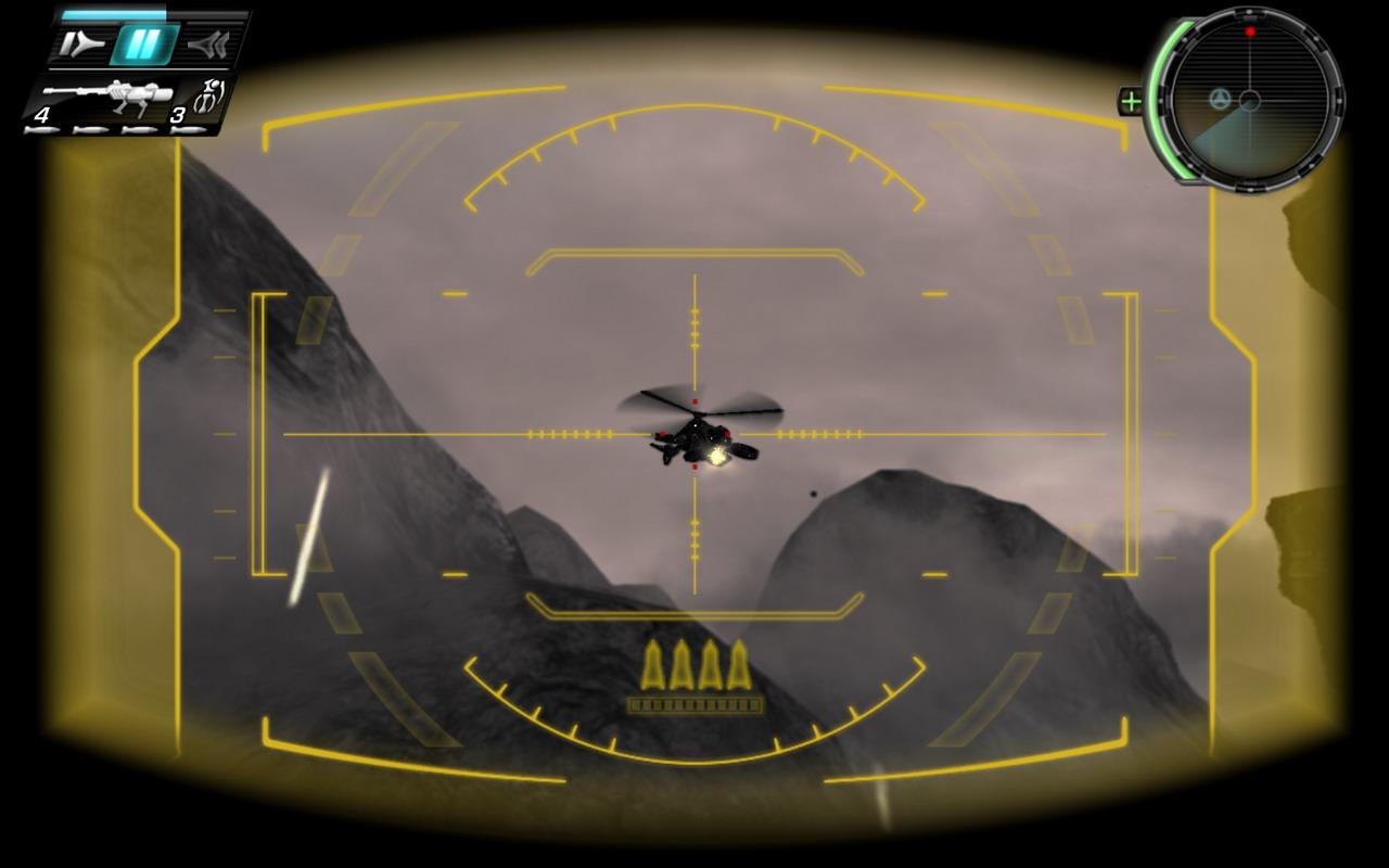 Vorsicht: Helikopter