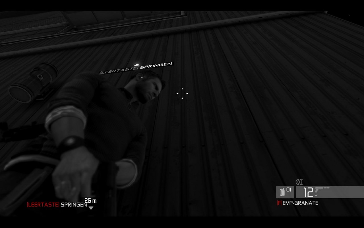 Splinter Cell: Conviction Komplettlösung: Price Flugplatz