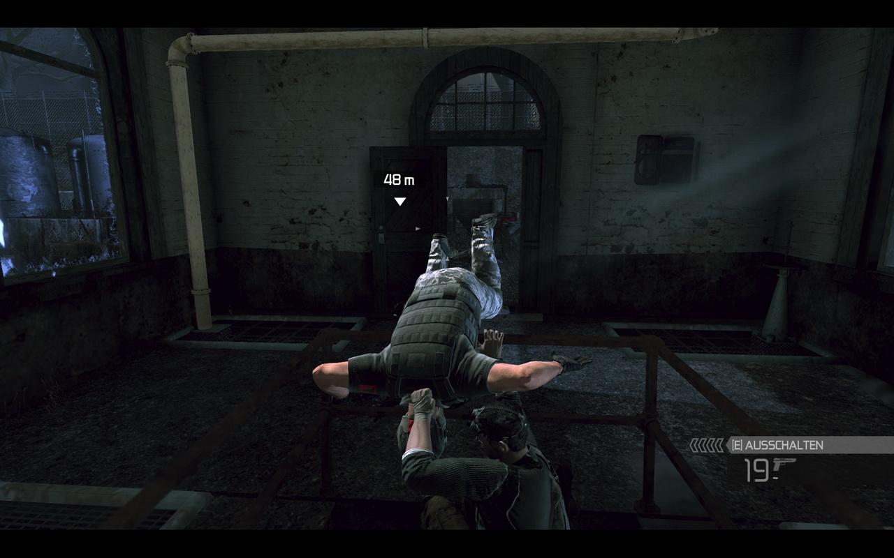 Splinter Cell: Conviction Komplettlösung: Einer nach dem anderen