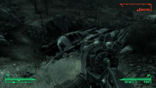 Fallout 3: Mothership Zeta Komplettlösung – Nicht von dieser Welt: Raumschiff