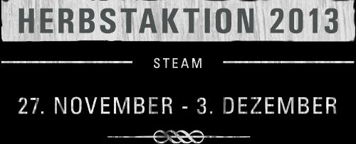 Steam Herbstaktion 2013
