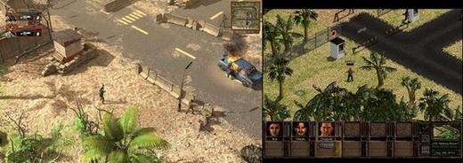 Vergleich zwischen Jagged Alliance 2 und Jagged Alliance 2 – Reloaded